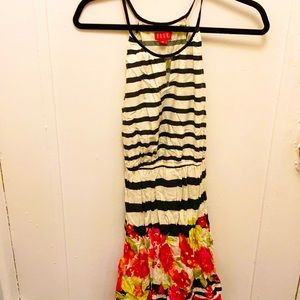 3/$15: Stripe and floral summer dress
